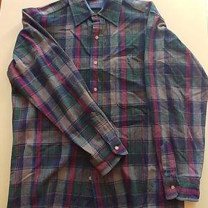 Pendleton button down shirt